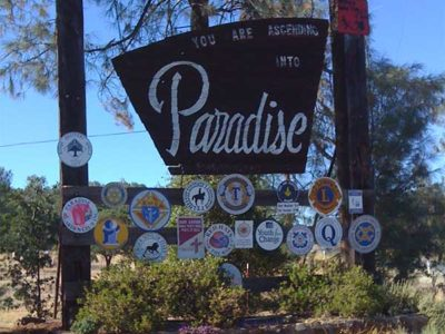 Town of Paradise Files Lawsuit Against PG&E for Camp Fire Damages